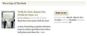 Trolls_for_Dust__Season_One__Trolls_for_Dust___1__by_Pixie_Beldona_—_Reviews__Discussion__Bookclubs__Lists