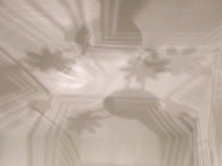 lamp shadows